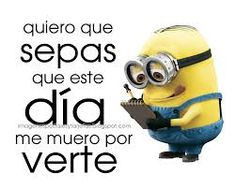 """Here is challenge for you.You can not control on your laugh after reading these """"Top Memes De Minions"""".If you accept this challenge then scroll down and read out these """"Top Memes De Minions""""and keep sharing with your friends. Funny Images, Funny Pictures, Just Thinking About You, Fresh Memes, Lego Marvel, Funny Love, Me On A Map, Humor, Google"""