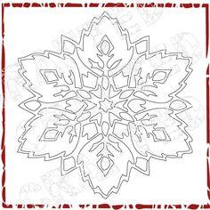Snowflake #6 Snowflakes, Xmas, Crafts, Homemade, Nice Asses, Manualidades, Snow Flakes, Christmas, Navidad