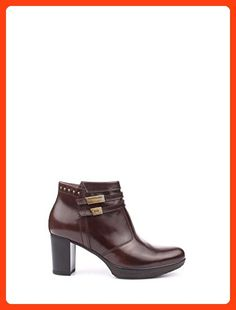 Nero Giardini, Damen Stiefel   Stiefeletten , braun - Dunkelbraun - Größe   39 EU 28a5ed4d17