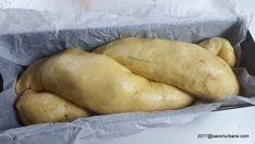 Cozonac pufos reteta simpla cu rahat si nuca - cozonac traditional | Savori Urbane Romanian Desserts, Cacao Beans, Home Food, Sweets Recipes, Carne, Sweet Potato, Potatoes, Vegetables, Cooking