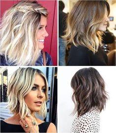 corte long bob cabelos cacheados - Pesquisa Google