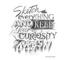Sketh Everything