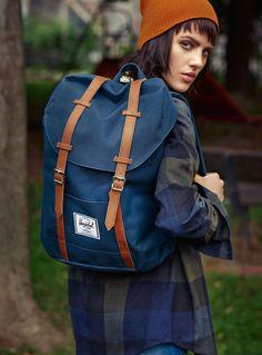 Retreat Herschel backpack | Simons | Back to school / La rentrée 2013