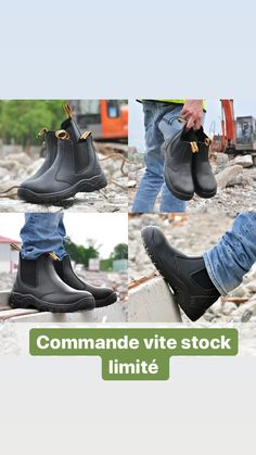 Rubber Rain Boots, Ankle, Shoes, Fashion, Boots, Shoe, Accessories, Moda, Zapatos