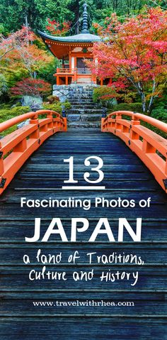 13 Fascinating Photos of Japan, a land of Traditions, Culture and History