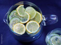 Detox water - wyszczuplająca woda detox