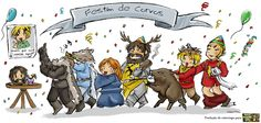 Festim de Corvos - Game of Thrones