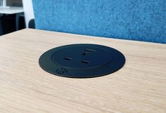 Smart and simple, the Solo In-Desk Power Module gives you discreet power where you need it. Power Led, Office Furniture, Workplace, Usb, The Incredibles, Simple, Products, Business Furniture, Gadget