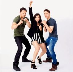 Orphan Black cast. Mine and Kayla's new obsession!!!