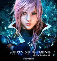 Lightning Returns | JP Box Art