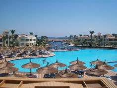 Hotel Dana Beach Resort in Ägypten