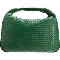 Green Bottega Veneta Hobo