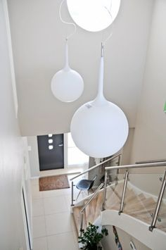 . Decor, House, Lighting, Lamp, Ceiling Lights, Deco, Home Decor, Pendant Light, Stairs