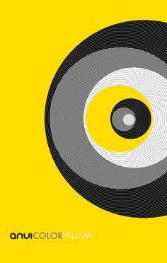 AnuiColor - yellow by Anuik Studio © All rights reserved ..... eye