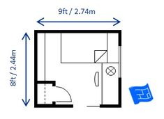 Another 10 X 12ft Small Bedroom Design For A Queen Size