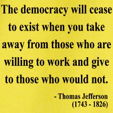 Exactly. founding fathers, word of wisdom, thoma jefferson, true words, thought, thomas jefferson, father knew, quot, true stories