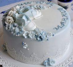 Babyborn cake - boy