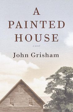 A Painted House by John Grisham. It can be found in the fiction section of the DHS Library, F GRI.