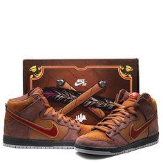 Nike Dunk High Premium SB: #CigarCity