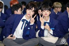 "HAM WONJIN di Instagram ""FINALLY WONJIN AND DONGPYO PIC TOGETHER,I LOVE THESE FRIENDSHIP, 😍💗❤️✨💕😘 ─♡─ #hamwonjin #함원진 #starshipentertainment #mnet #producex101…"""