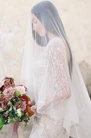 Image result for silk tulle veil