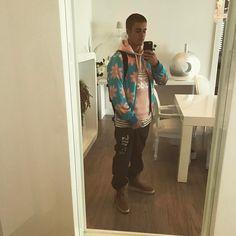 Justin Bieber's style