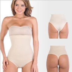 3e77c374982 Body Shaper Discretely controls abdomen and waist Braless Panty Type.  Penelope · fajas colombianas ...