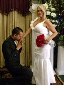 Our cute little chapel is located in Long Beach, California. We are open 24/7 and ready to marry you on the spot!   www.GreatOfficiants.com  (855)WED-VOW