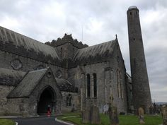 Canice Cathedral Things to See in Ireland Road Trip Itinerary Ireland Map, Ireland Travel, Bucket List Destinations, Cathedral, Saints, Road Trip, Vacation, Places, Frogs