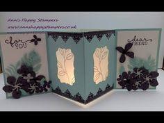 Stampin Up! #4 Spring & summer Sunday Lantern Card