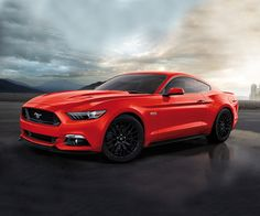 Ford just revealed updates for one of America's most famous cars. The 2018 Mustang is going to get a more powerful engine and a 10-speed transmission.