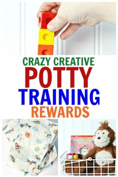 Potty training can be one of the most challenging milestones for parents and toddlers. That's why you need these crazy creative potty training rewards to make your child's potty training journey full of giggles — instead of tears! Oh, and I want to say thank you to CVS Training Pants for sponsoring this post! Have …