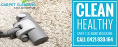 Carpets have an important role to play in your home and office; they add to the aesthetic beauty. Carpets also tend to get dirty more often than other the décor items of your home/office because they have to go through a lot of foot traffic, dirt, more usage, polluted air, and what not.   http://carpetcleaningsmelbourne.com.au/carpet-cleaning-melbourne/