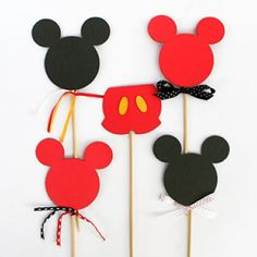 Lilly K Mickey Mouse Props 1