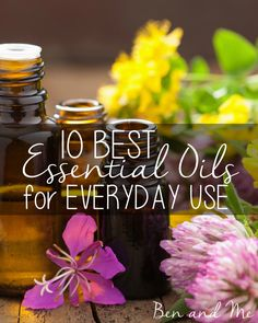 Beginning on March 28, I will be posting a 10-day series — 10 Best Essential Oils for Everyday Use. In this series, I will be sharing the benefits of each of my favorite essential oils and how they can be used as a part of your day-to-day healthy living.  I will also include recipes for some of my favorite products made with these essential oils.