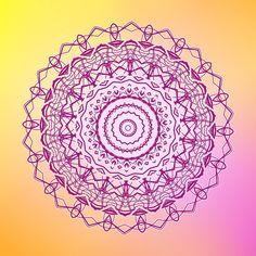 Mandala, Zen, Boho, Bohemian, Ornament, Ornamental