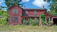 Woodmont farmhouse