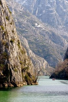 Matka Canyon, Macedonia ... Book & Visit MACEDONIA now via www.nemoholiday.com or as alternative you can use macedonia.superpobyt.com .... For more option visit holiday.superpobyt.com