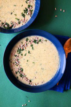 Cremige Brokkoli Suppe Rezept Vegan