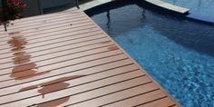 Innowood Cladding is an architectural composite wood cladding system that enhances the look and feel of any outdoor façades and internal linings. Cladding Systems, Wood Cladding, Timber Deck, Composite Decking, Composition, Architecture, Outdoor Ideas, Arquitetura, Composite Cladding