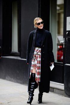 Best of paris fashion week street style - fashion wonderer New Street Style, Street Style Trends, Cool Street Fashion, Street Chic, Look Fashion, Autumn Fashion, Fashion Outfits, Fashion Trends, Paris Fashion