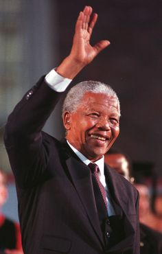 """In 1990, Nelson Mandela told ABC that his time in prison had its benefits: """"To spend 27 years at the prime of your life is a tragedy . . . but there are very positive aspects, too, because I had the opportunity to think about problems and to reflect on my mistakes. I also had the opportunity to read very widely, especially biographies, and I could see what men — sometimes from very humble beginnings — were able to lift themselves with their boot strings and become international figures."""""""
