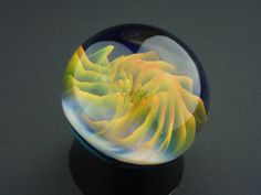 Implosion marble.