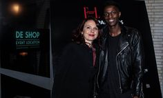 Event report : elle party x zalando : Welcome to the Zalando Fashion House of now at de shop on the rijnkaai. Ninka Elle fashion editor