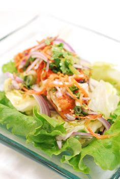 Thai Salad, Koh #Samui