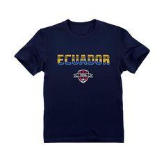 Haiti Soccer Team 2016 Football Fans Youth Kids Long Sleeve T-Shirt Gift Idea