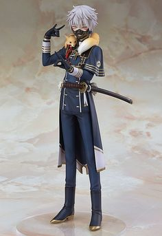 Pre-Order Estimated Release: September 2016 Limited quanitites, act fast!!! Series: Touken Ranbu -ONLINE- Manufacturer: Orange Rouge Sculptor: Nanako Specifications: Painted, 1/8 scale ABS & PVC figur