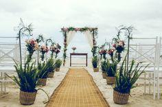 Mil tapetes para cerimônia de casamento | Casar é um barato