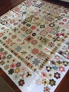 Progress on my stonefields quilt Sampler Quilts, Scrappy Quilts, Easy Quilts, Small Quilts, Mini Quilts, Antique Quilts, Vintage Quilts, Quilting Projects, Quilting Designs