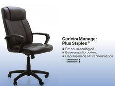 PRONTA-ENTREGA - CADEIRA GUEST™ STAPLES®